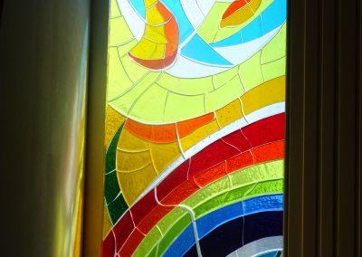 Kleurenvenster Regenboog